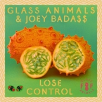 Glass Animals & Joey Bada$$ - Lose Control Artwork