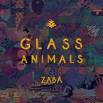 Glass Animals - Black Mambo Artwork