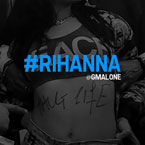 #Rihanna Artwork