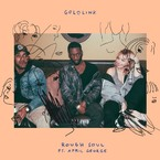 GoldLink - Rough Soul ft. April George Artwork