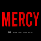 G.O.O.D Music ft. Kanye West, Big Sean, Pusha T & 2 Chainz - Mercy Artwork