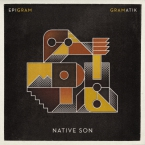 Gramatik - Native Son ft. Raekwon & Orlando Napier Artwork