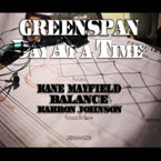 Greenspan ft. Kane Mayfield, Balance &amp; Karron Johnson - Day at a Time Artwork