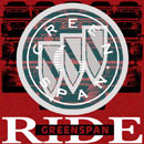 Greenspan - Ride Artwork