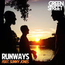 Green Street ft. Sunny Jones - Runways Artwork