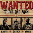 Grieves ft. Grynch & Krukid - 3 Bad Men Artwork