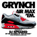 Grynch - Air Max 'Em Artwork