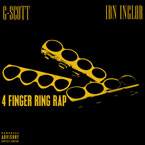 G-Scott ft. Ibn Inglor - 4 Finger Ring Raps Artwork
