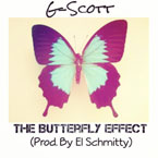 G-Scott - The Butterfly Effect Artwork