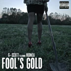 G-Scott ft. Njomza - Fool&#8217;s Gold Artwork