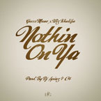 Gucci Mane x Wiz Khalifa - Nothin On Ya Artwork