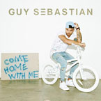 Guy Sebastian - Come Home With Me Artwork