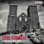 Hardo - Love Foreal ft. Meek Mill Artwork