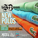 hasHBrown ft. Delo - New Polos Artwork