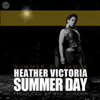 Heather Victoria - Summer Day Artwork