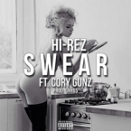 Hi-Rez - Swear ft. Cory Gunz Artwork