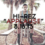 Hi-Rez - Applause Artwork