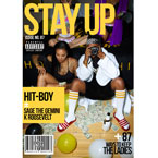 Hit-Boy - Stay Up ft. Sage The Gemini & K. Roosevelt Artwork