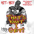 Hit-Boy - That's What I Get ft. James Fauntleroy Artwork