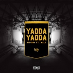 Hit-Boy - Yadda Yadda ft. Wale Artwork