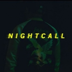 Holt - Nightcall (Kavinsky Cover) ft. Emily Morse Artwork