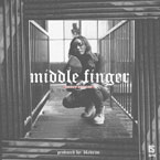 Honey Cocaine - Middle Finger Artwork