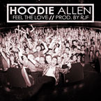 Hoodie Allen - Feel the Love Artwork