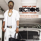 Hurricane Chris - Sections ft. Ty Dolla $ign Artwork