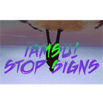 IAMSU! - Stop Signs Artwork