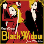 Iggy Azalea ft. Rita Ora - Black Widow Artwork