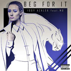 Iggy Azalea ft. MØ - Beg for It Artwork