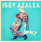 Iggy Azalea - Bounce Artwork