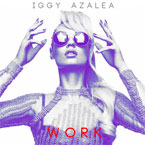 Iggy Azalea - Work Artwork