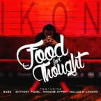 Ikon - Food for Thought ft. Saba, NoName Gypsy, Malcolm London & Anthony Pavel Artwork
