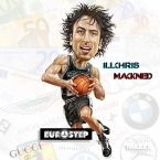 iLL Chris - Eurostep ft. Mackned Artwork