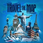 Imperial & K.I.N.E.T.I.K. - Travel The Map ft. Oddisee Artwork