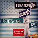 The Incomparable Shakespeare ft. Troy Ave - Franklin Jackson Artwork