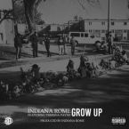 Indiana Rome - Grow Up ft. Theresa Payne Artwork
