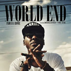 Indiana Rome ft. Rockwell Knuckles & Family Affair - World End Artwork