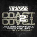DJ Haze ft. Joell Ortiz, Nipsey Hussle, Cassidy &amp; Dro Pesci - Coast to Coast Artwork