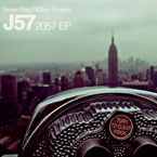 J57 ft. Rasheed Chappell & DJ Brace - Elite Status Artwork