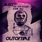 Jabee ft. Mr MFN Exquire & Kosha Dillz - Out Of Time Artwork