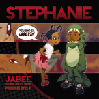 Jabee ft. Carlitta Durand - Stephanie Artwork