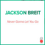 Jackson Breit - Never Gonna Let You Go Artwork