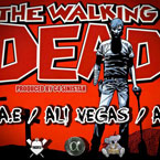 J.A.E x Ali Vegas x AC - The Walking Dead Artwork