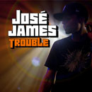 José James - Trouble (Oh No Remix) Artwork
