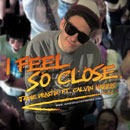 Jamie Drastik ft. Calvin Harris - I Feel So Close Artwork