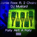 Jamie Foxx ft. 2 Chainz - Party Ain't a Party Artwork