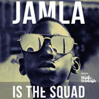 Jamla Records ft. Pete Rock, Lecrae & Rapsody - Be Inspired Artwork