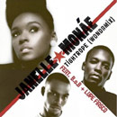 Janelle Monae ft. B.o.B &amp; Lupe Fiasco - Tightrope (Wondamix) Artwork